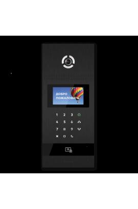 IP вызывная панель BasIP AAA-12FB BLACK