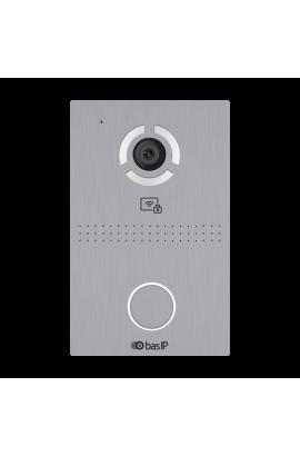 IP вызывная панель BasIP AV-03BD SILVER