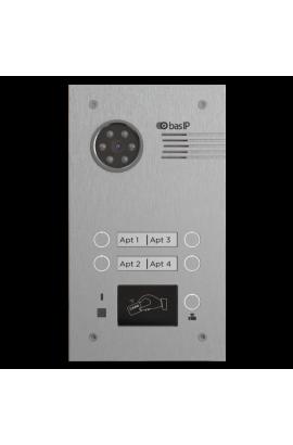 BasIP BA-04 v.3 Вызываная IP панель EM-Marin