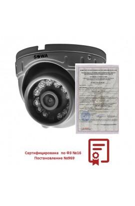 AHD камера для транспорта SOWA T221-21