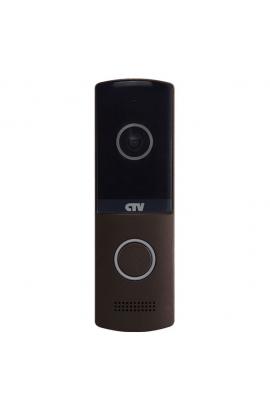 AHD Вызывная панель домофона CTV-D4003NG (ГАВАНА)