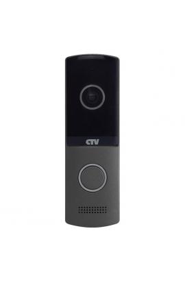 AHD вызывная панель домофона CTV-D4003NG (ГРАФИТ)