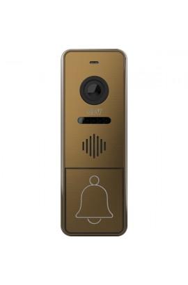 AHD вызывная панель домофона CTV-D4005 Br (БРОНЗА)